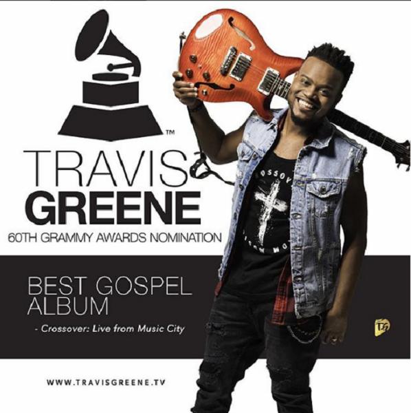 60th Grammy Awards Nomination