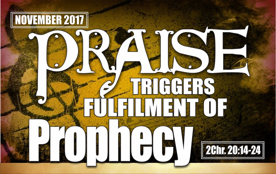 Prophetic Focus for November