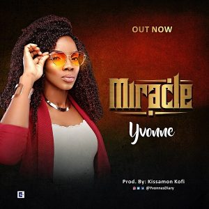 Yvonne - Miracle [@yvonnesdiary]
