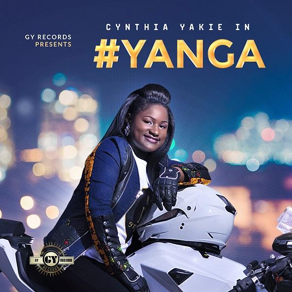 Cynthia Yakie - #YANGA
