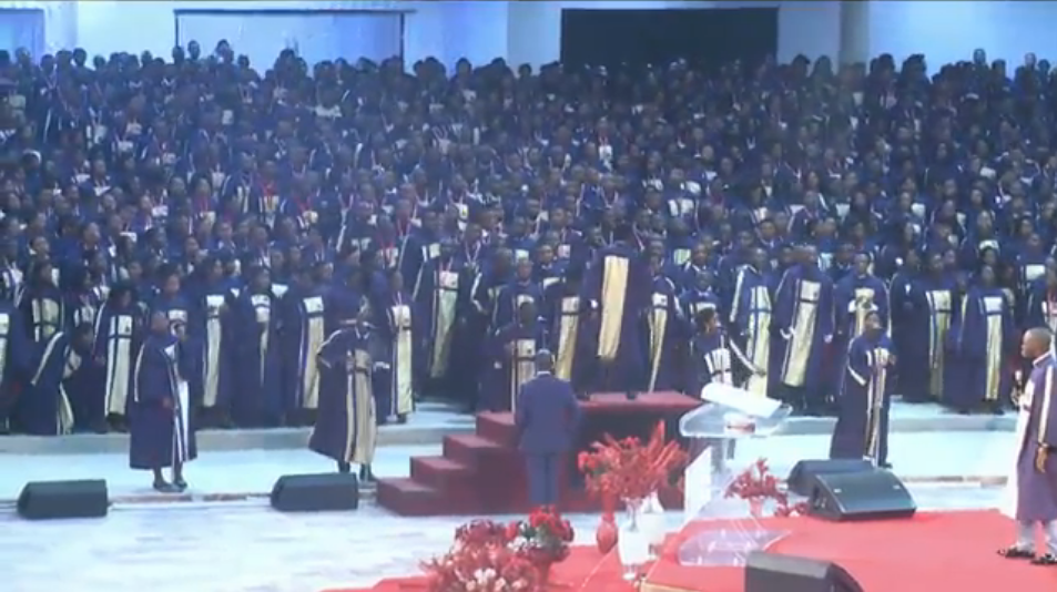 Shiloh Mass Choir