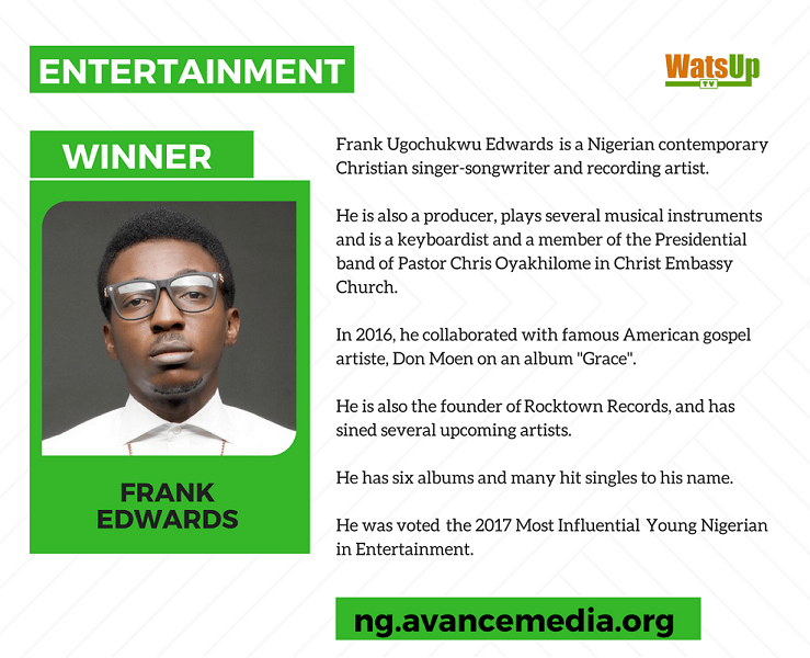 2017 Most Influential Young Nigerian