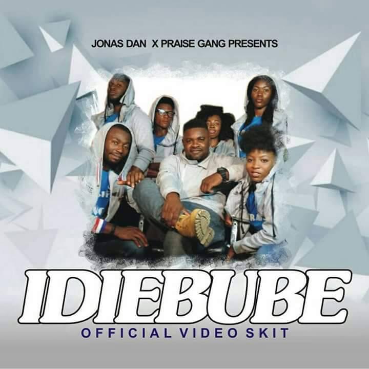 Jonas Dan & The Praise Gang - Idiebube