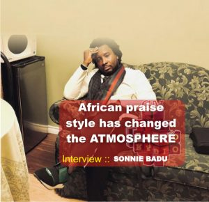 Interview - Sonnie Badu
