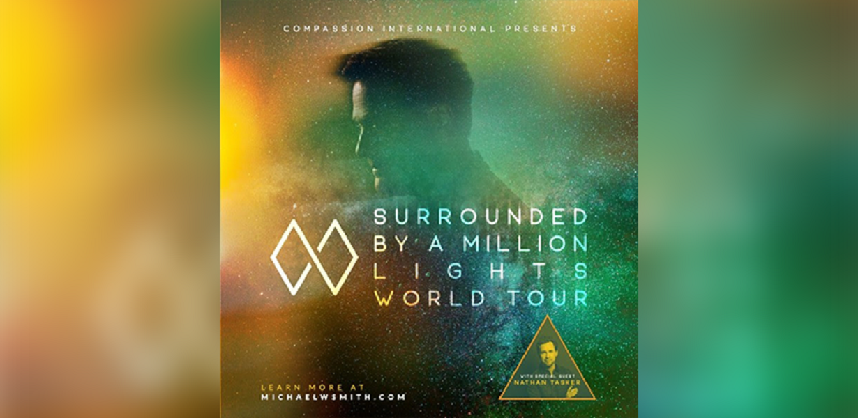 "Michael W. Smith Announces ""Surrounded By A Million Lights World Tour"""
