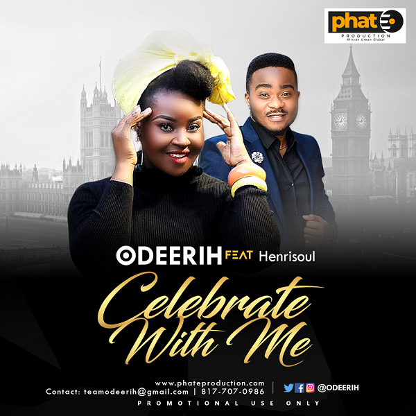 Odeerih Ft. Henrisoul - Celebrate With Me