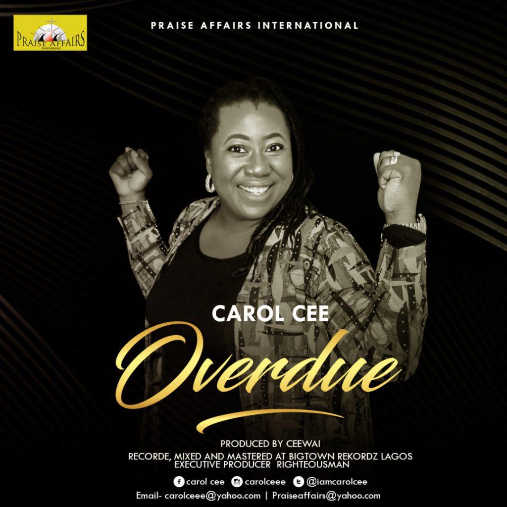 Carol Cee - Overdue