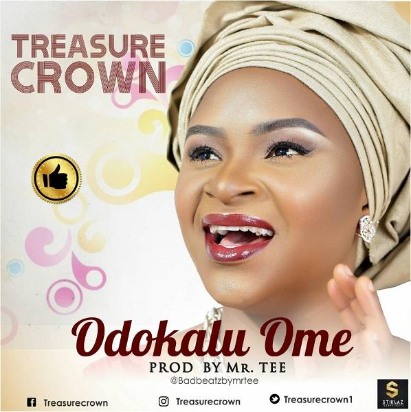 Treasure Crown - Odokalu Ome