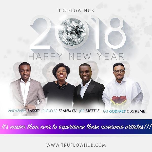 Tru Flow HUB 2018 - 19 Booking Calendar