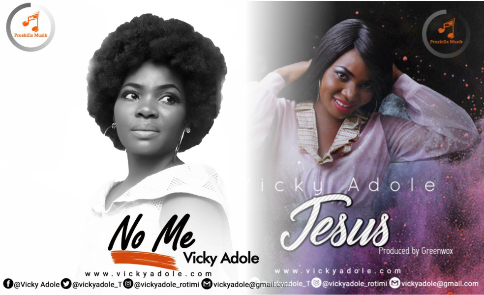 Vicky Adole - No Me + Jesus