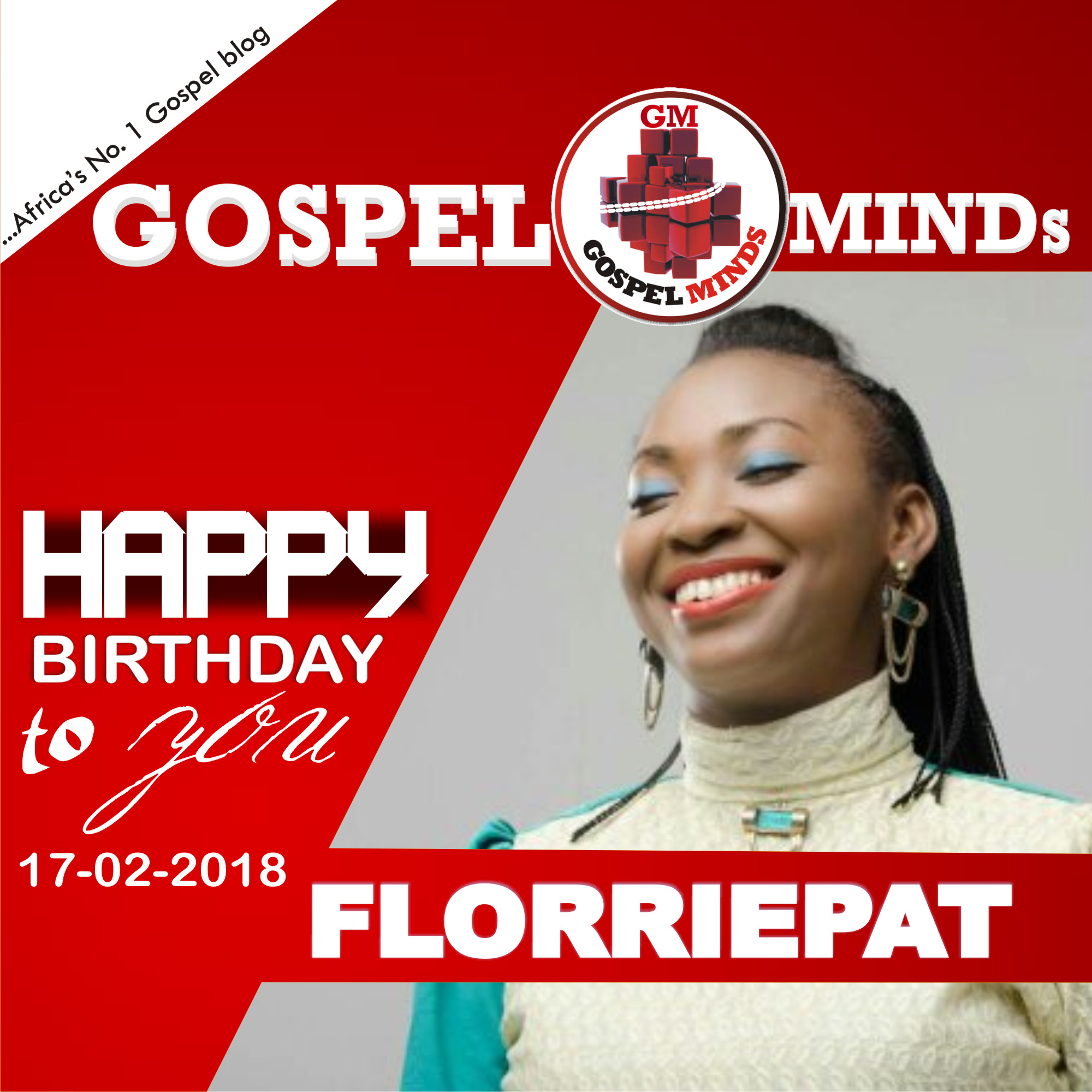 femaleGospel Artist Florriepat 2