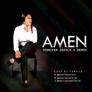 Jennifer Adiele - Amen