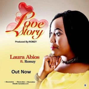 Laura Abios - Love Story Ft. Romzy