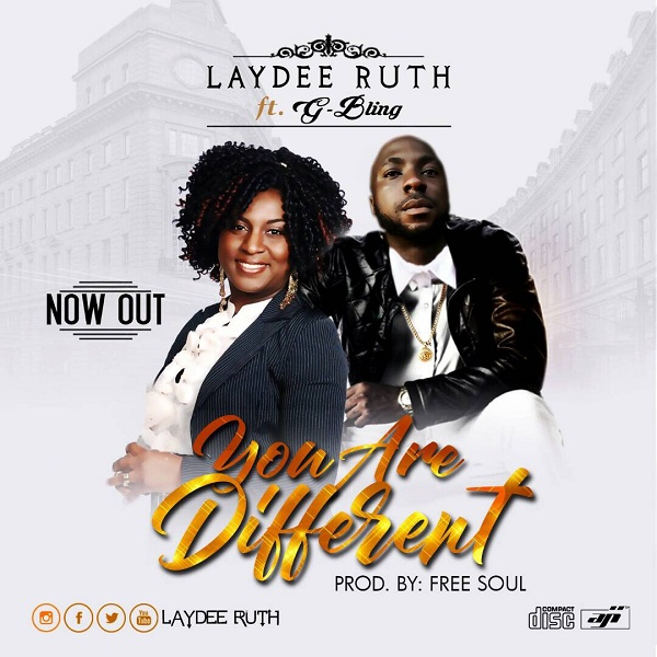 Laydee Ruth - You Are Different