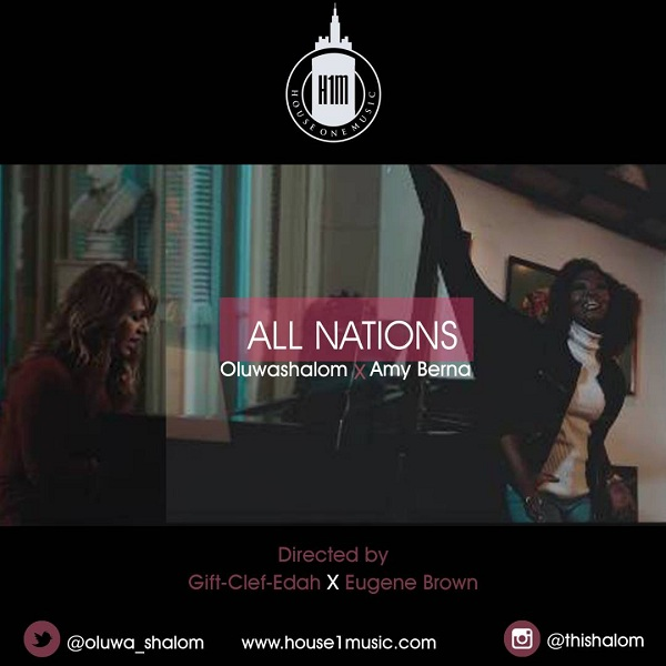 Oluwashalom - All Nations feat. Amy Berna