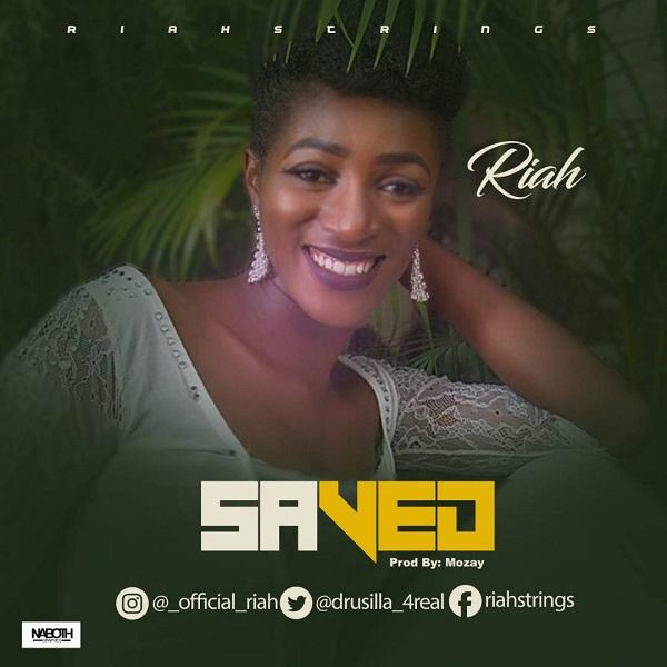 Riah - Saved [Gospelminds.com]