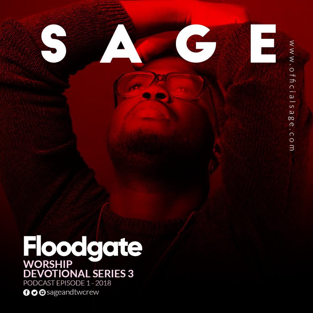 Sage X TWCREW - Floodgate