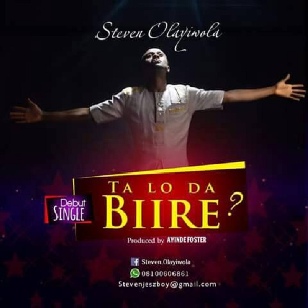 Steven Olayiwola - Talo dabiire
