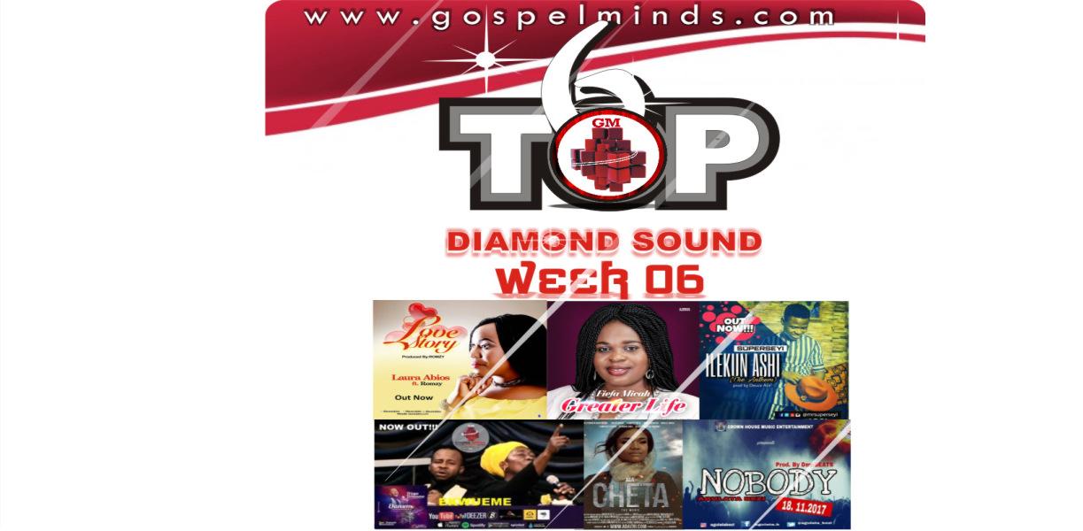 TOP6 WEEKLY UPDATES