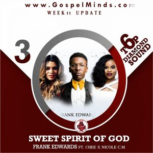 Frank Edwards – Sweet Spirit Of God feat. Nicole C. Mullen and Chee