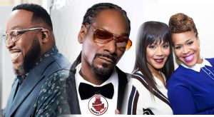 Snoop Dogg Ft. Marvin Sapp, Mary Mary - Come as You