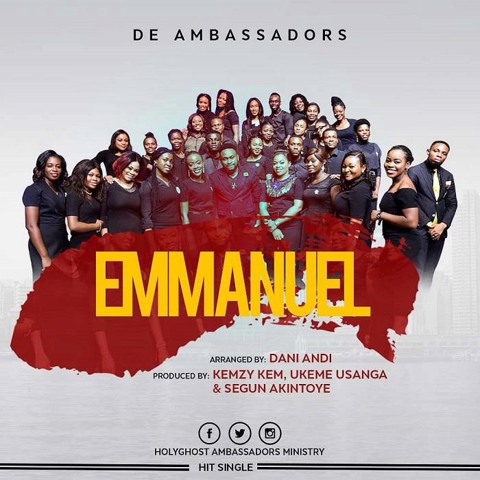 DE Ambassadors - Emmanuel