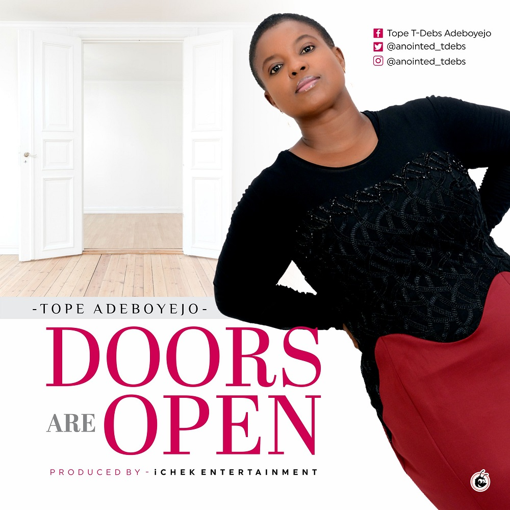 Doors Are Open - Tope Adeboyejo