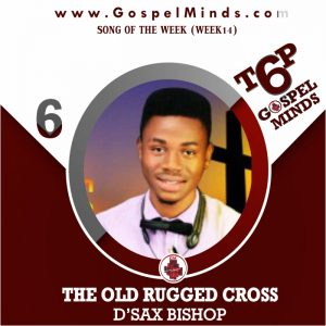Dsax Bishop – The Old Rugged Cross
