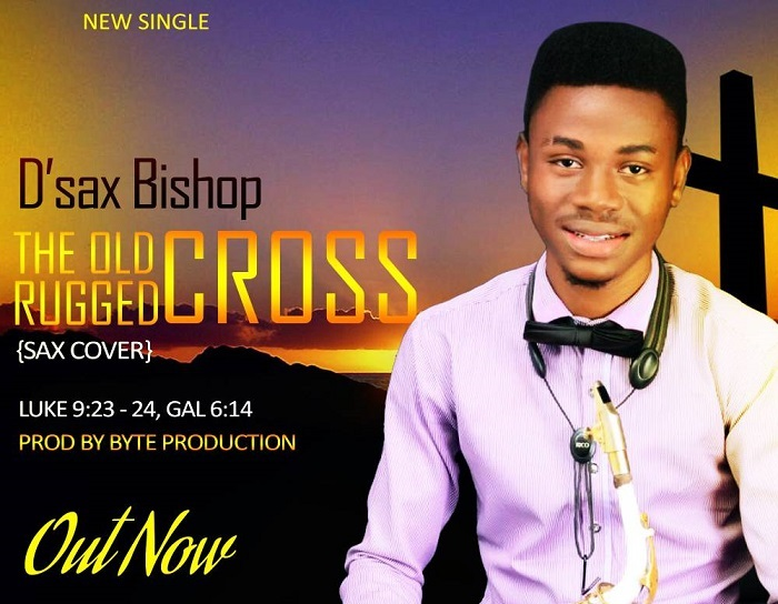 Dsax Bishop - The Old Rugged Cross