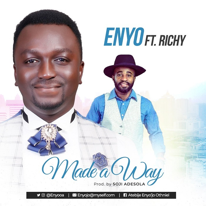 Enyo - Made a Way