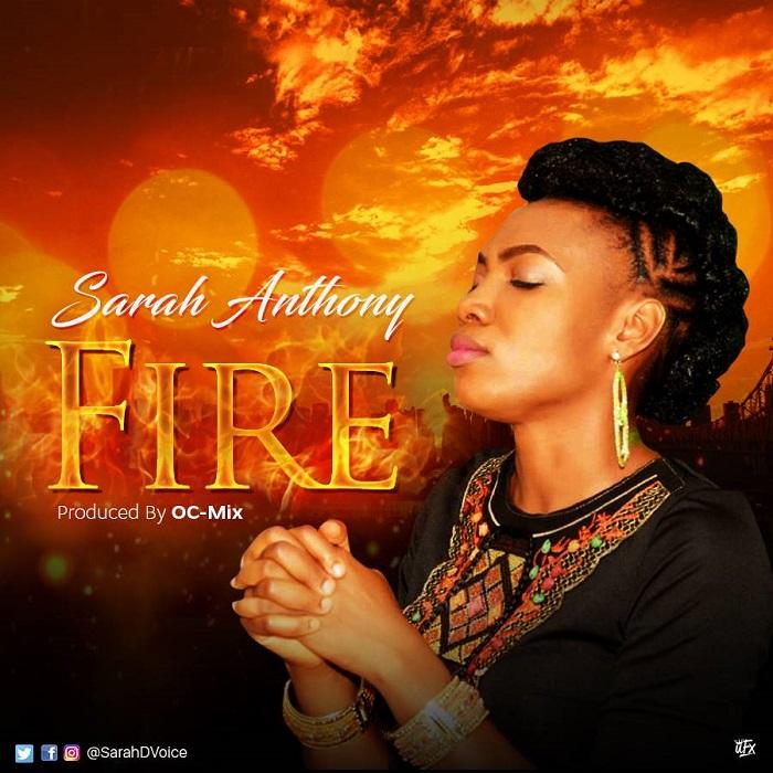 Fire - Sarah Anthony