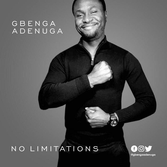 Gbenga Adenuga - No Limitations