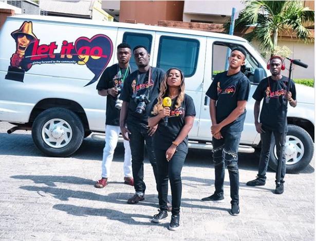 LET IT GO' hit the city of Lagos with Nikki Laoye