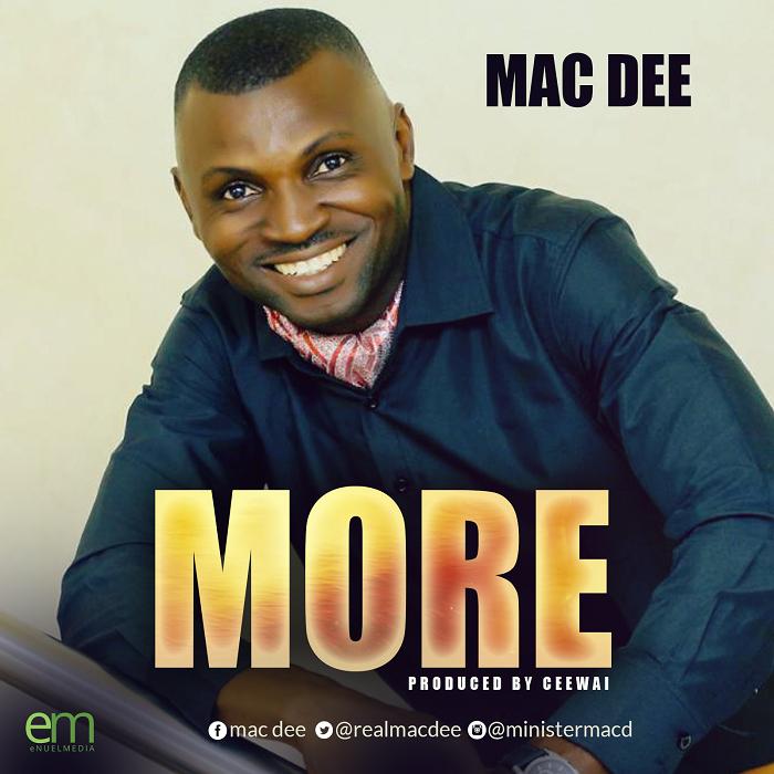 MAC Dee - More