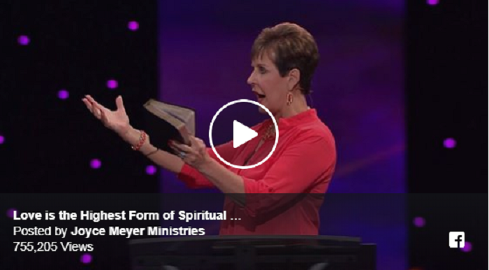 My dad Admitted sexually abused me many years, Joyce Meyer Opens Up