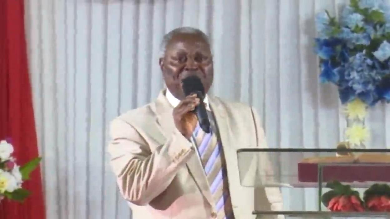 Pastor W.F Kumuyi - Emancipation Through Emmanuel