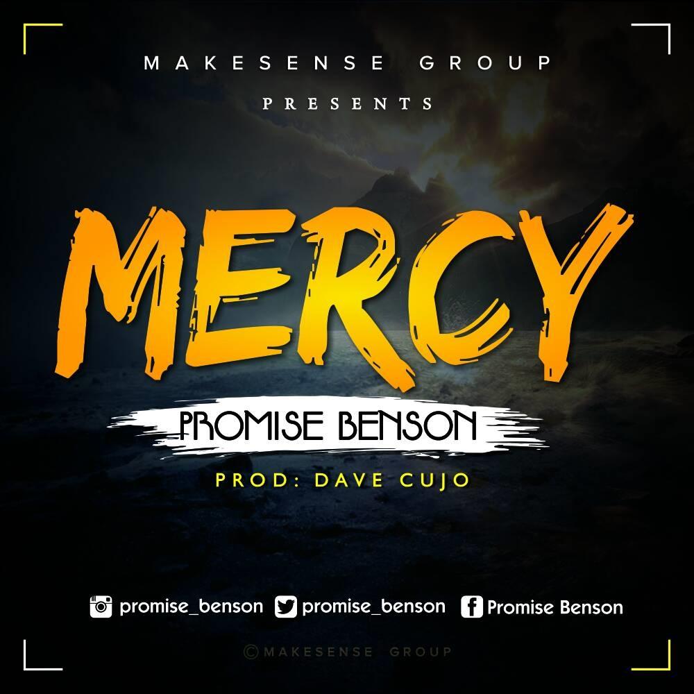 Promise Benson - Mercy
