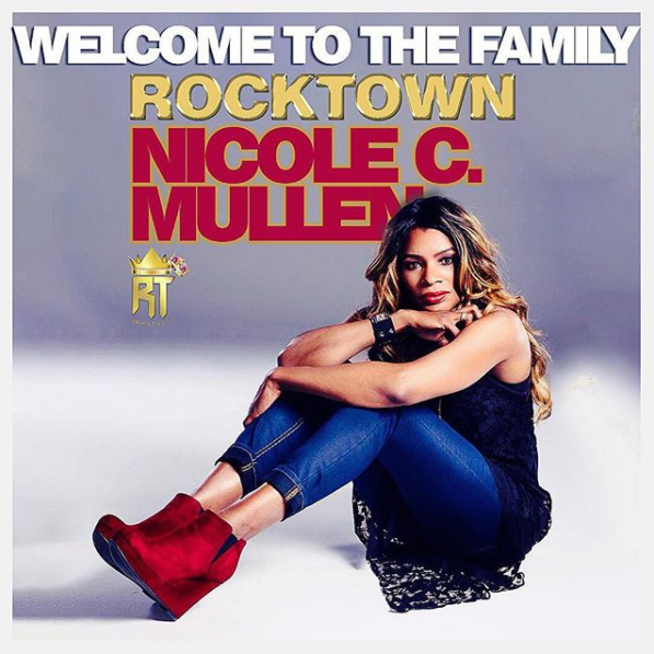 RockTown Records, Frank Edwards Introduce Nicolec Mullen as New Signee
