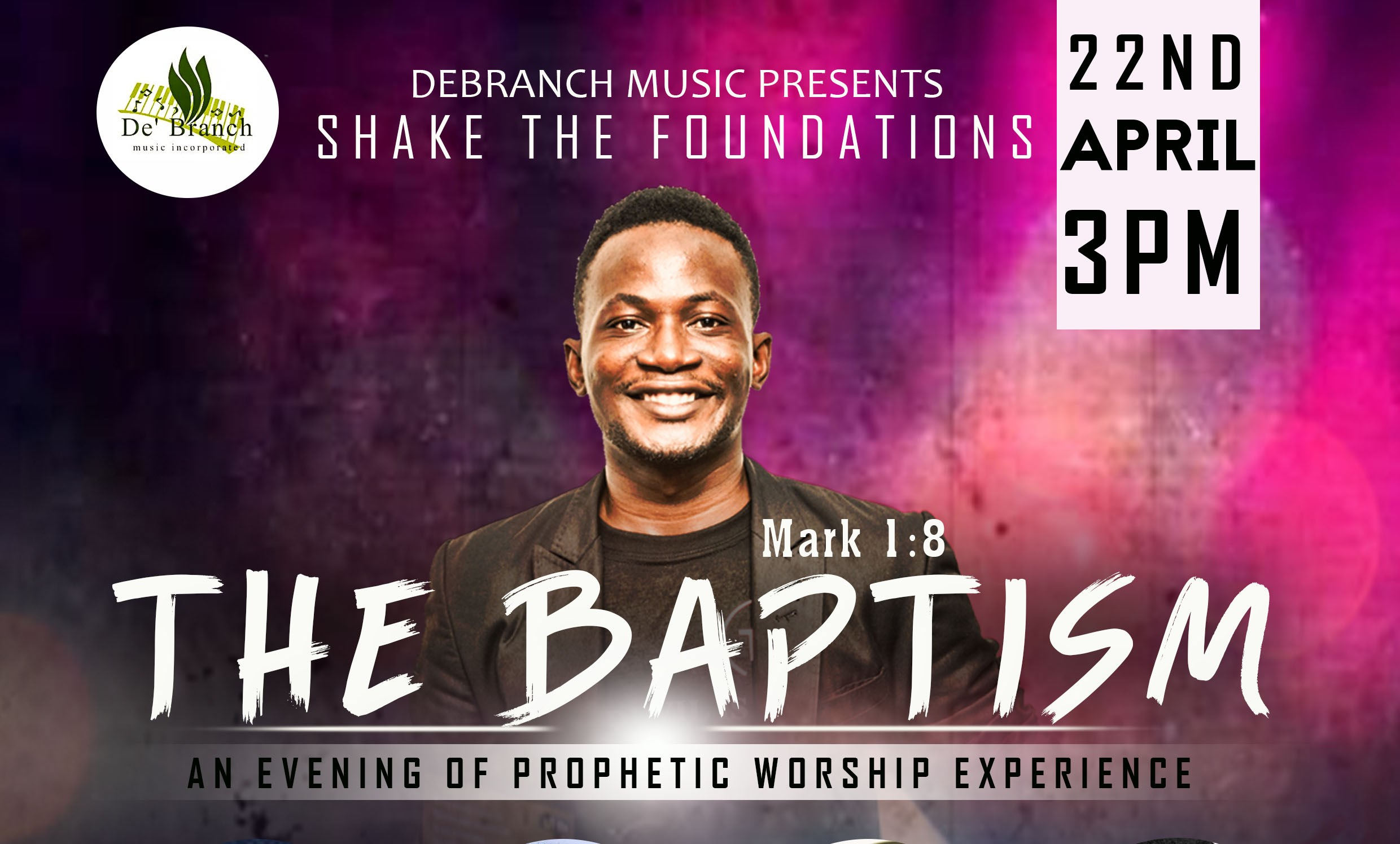 Shake The Foundation 2018 - The Baptism