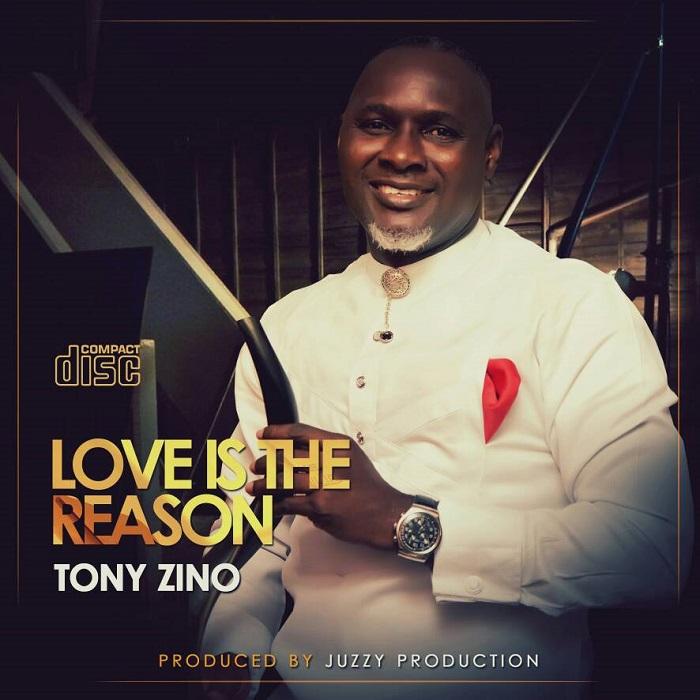 Tony Zino - Love Is The Reason