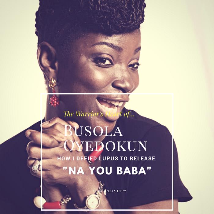 Busola Oyedokun Defied Lupus