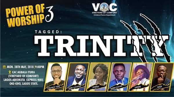 CAC Agbala Itura VOC Presents Power Of Worship 3