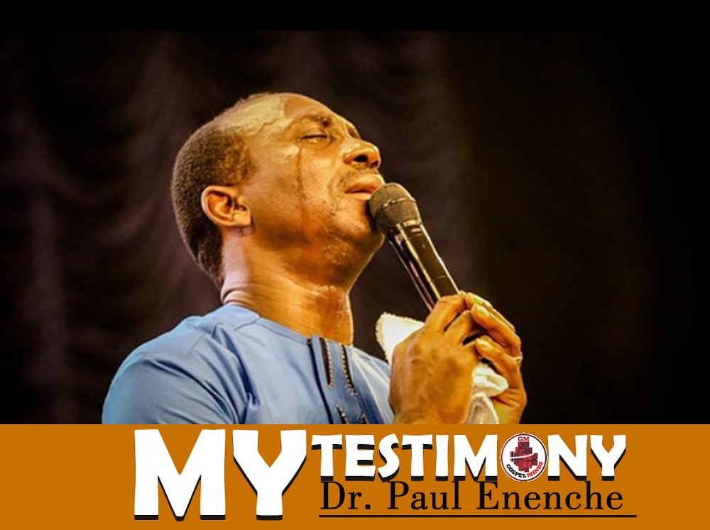 Dr Paul Enenche Songs My Testimony