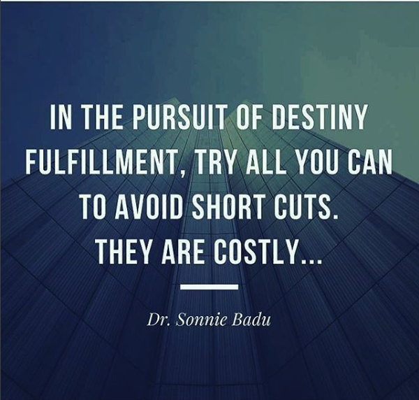 Dr. Sonnie Badu - Watch who u open up to!