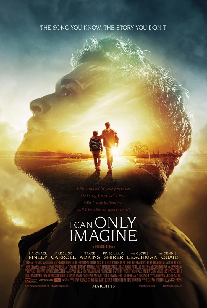 June is Set for I Can Only Imagine to Arrives on Digital DVD