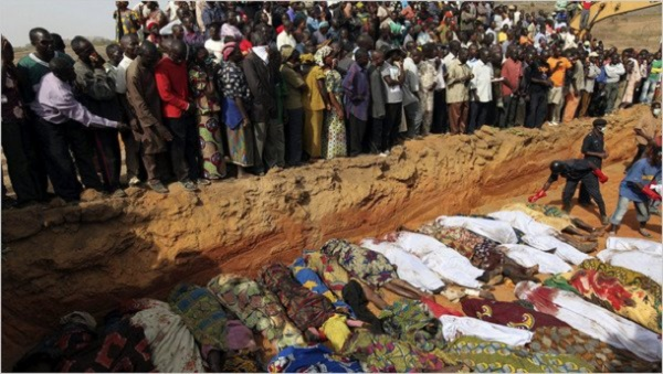 Nigerian Bishops Ask Buhari to Resign Over Horrific Mass Slaughters