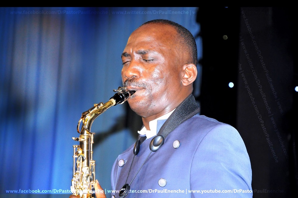 Pastor Paul Enenche - I Want To Live Where You Are