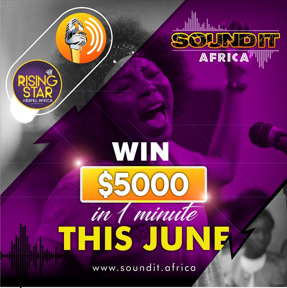 Rising Star Gospel and Sound It Africa Present