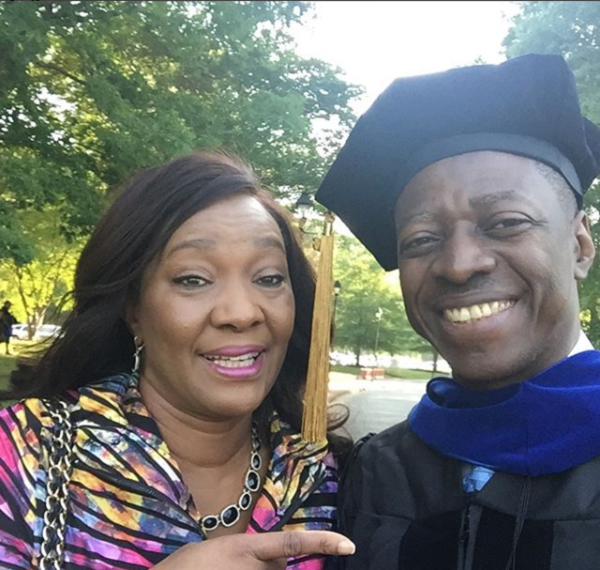 Sam Adeyemi Obtained DSL Degree