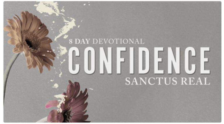 Sanctus Real Eight-Day Devotional Series